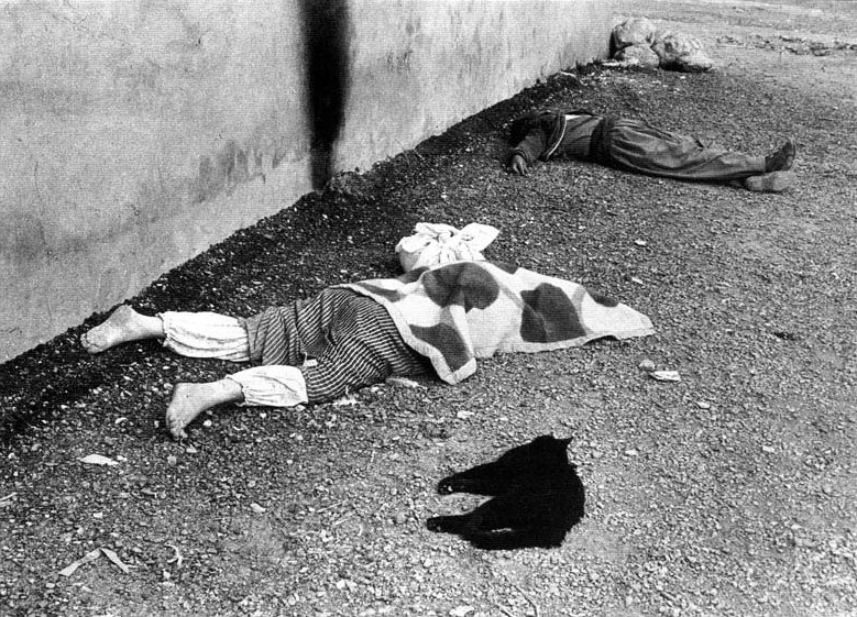 Halabja after chemical weapons attack
