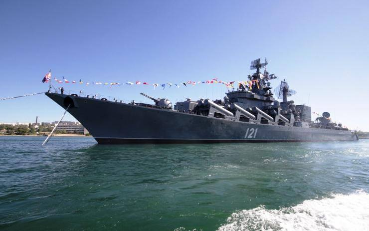 Moskva missile cruiser has been deployed facing Lattakia and was ordered yesterday to open fire on any threats.