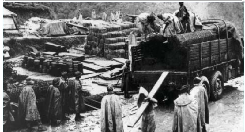 The British Indian Thermoplyae Battle Of Kohima Defensionem The