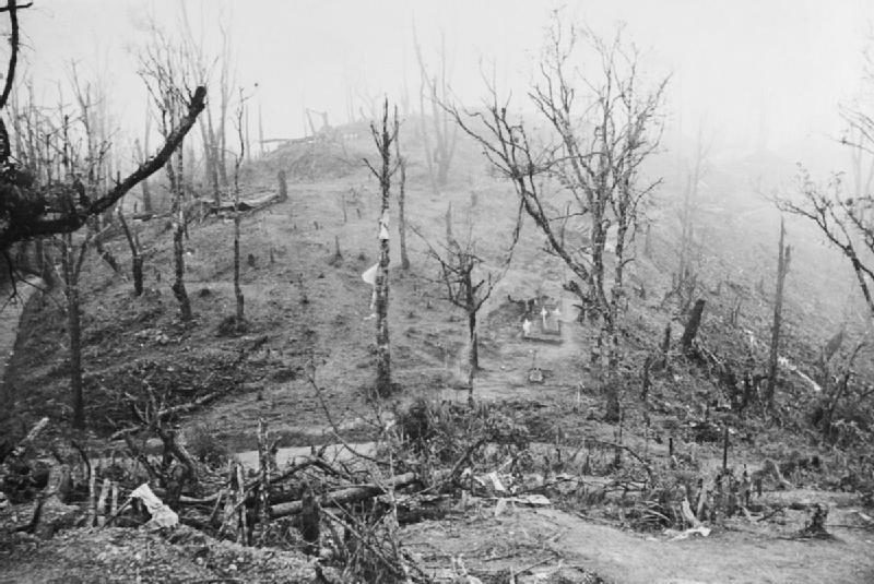 Garrison Hill, Imperial War Museums (collection no. 4700-38)