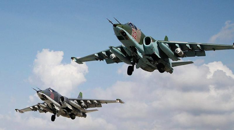 30th of September 2015 in Syria: And so it begins...