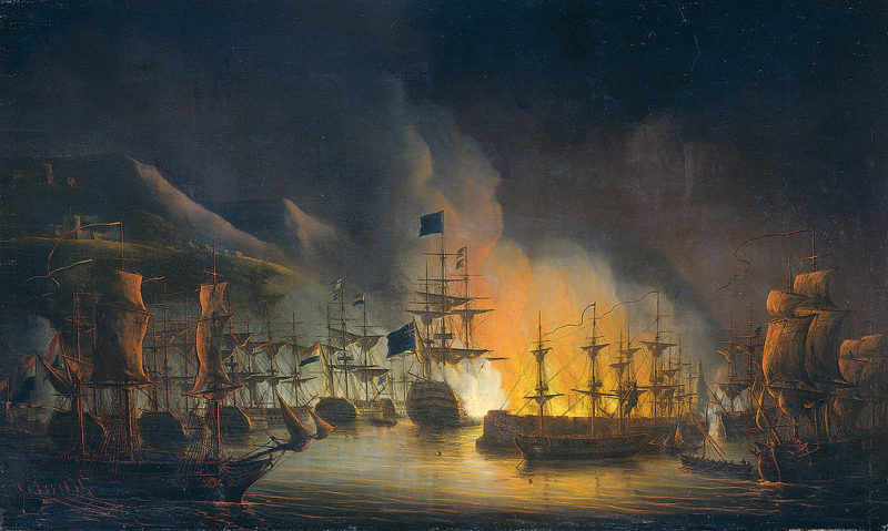 The Barbary Wars: The First War on Terror