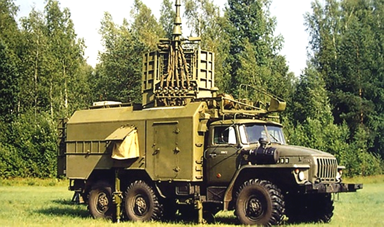 Russian electronic Warfare Systems